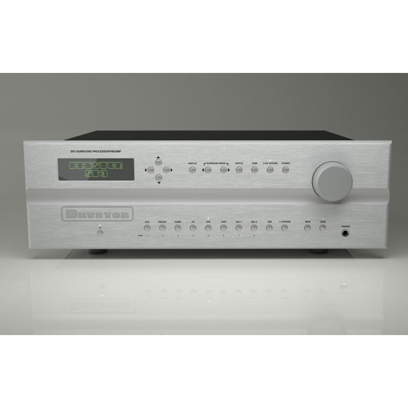 Hedendaags Bryston SP3 Surround Processor / Preamplifier KH-12