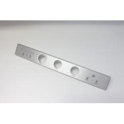 Bryston BP26 Front Plate 17''